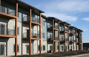 North Highlands - Exterior of Breckenridge Building
