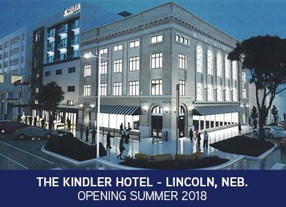 The Kindler Hotel - Lincoln, Nebraska